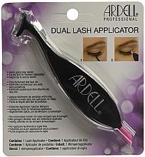 Perfumería y cosmética Aplicador de pestañas postizas doble - Ardell Dual Lash Applicator