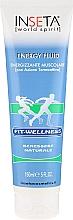 Perfumería y cosmética Fluido energizante de efecto termoactivo con L-lisina para reducir el cansancio muscular - Inseta Energy Fluid