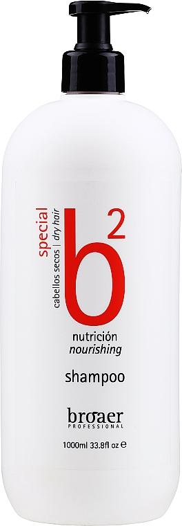 Champú nutritivo con ácido láctico - Broaer B2 Nourishing Shampoo — imagen N1