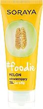 Perfumería y cosmética Mousse de pies con extracto de melón - Soraya Foodie Melon Mus