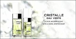 Chanel Cristalle Eau Verte - Eau de toilette — imagen N4