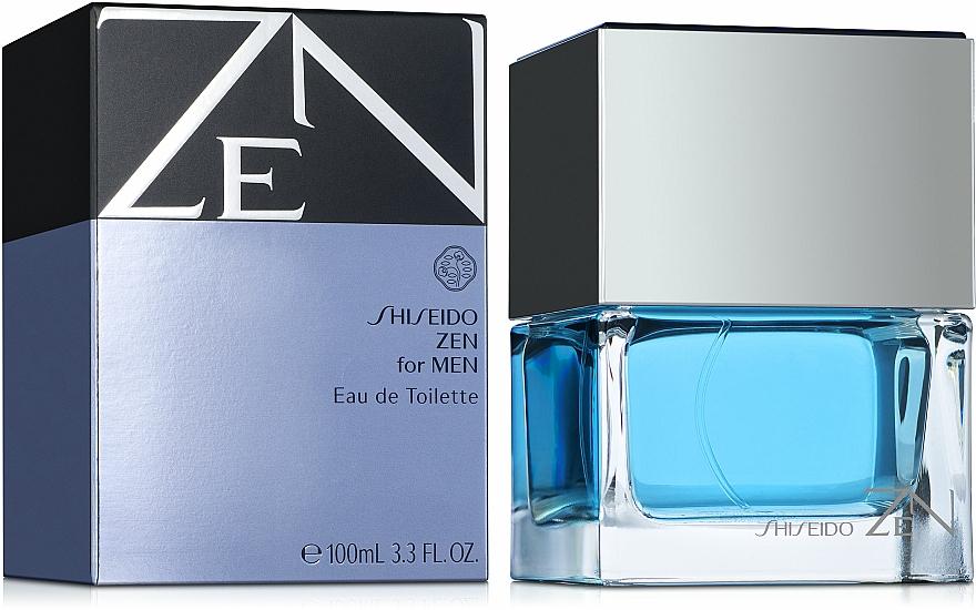 Shiseido Zen for Men - Eau de toilette — imagen N3