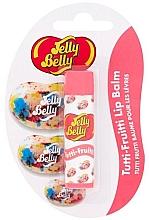 Perfumería y cosmética Bálsamo labial con sabor frutal - Jelly Belly Tutti-Fruitti Lip Balm