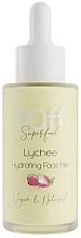 Perfumería y cosmética Leche facial hidratante con extracto de lichi, vegana - Fluff Lychee Hydrating Face Milk