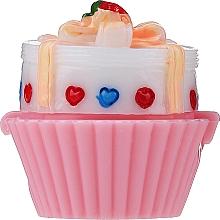 Perfumería y cosmética Bálsamo labial con sabor a crema - IDC Color Cupcakes Lip Balm Cream