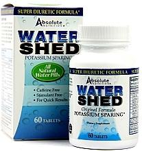 Perfumería y cosmética Complemento alimenticio para el apoyo de la pérdida de peso - Absolute Nutrition Watershed Tablets