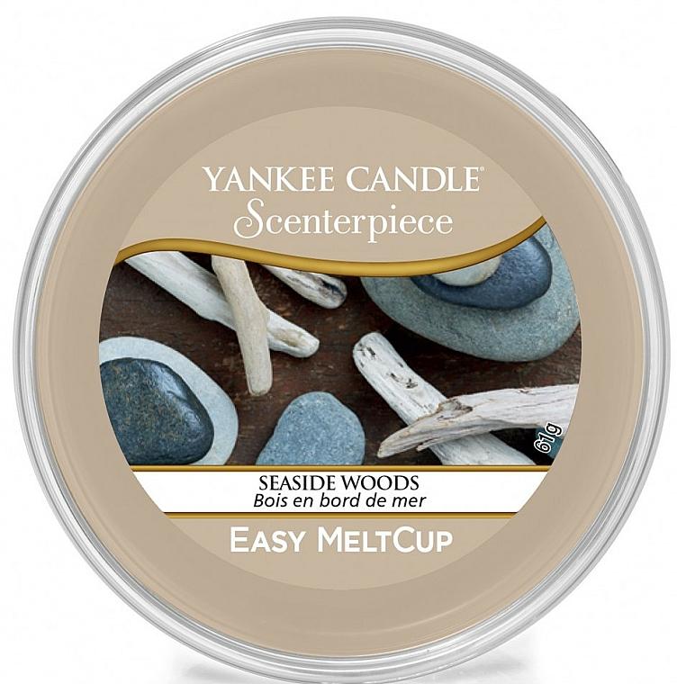 Cera perfumada-bosques junto al mar, fácil derretimiento - Yankee Candle Seaside Woods Melt Cup