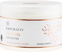 Perfumería y cosmética Manteca corporal con aceites de oliva & babasú - Naturativ Cuddling Body Butter