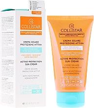 Perfumería y cosmética Crema corporal de protección solar resistente al agua - Collistar Active Protection Sun Cream SPF30 150ml