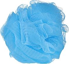 Perfumería y cosmética Esponja de malla, azul - IDC Institute Design Mesh Pouf Bath Sponges