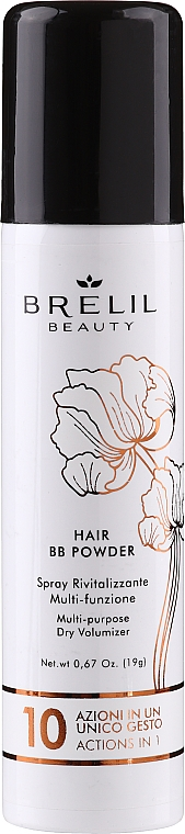 Polvo BB para cabello en spray - Brelil Professional Biotraitement Beauty Hair BB Powder