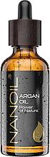 Perfumería y cosmética Aceite de argán para rostro, cuerpo y cabello - Nanoil Body Face and Hair Argan Oil