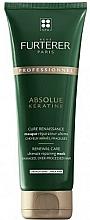 Perfumería y cosmética Mascarilla para cabello con queratina - Rene Furterer Absolue Keratine Renewal Care Mask Thick Hair