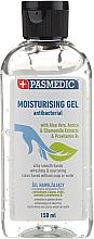 Perfumería y cosmética Gel antibacteriano para manos con extractos de aloe vera & camomila - Pasmedic Moisturising Gel Antibacterial