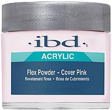 Perfumería y cosmética Polvo acrílico de uñas, rosa camuflaje - IBD Flex Powder Cover Pink
