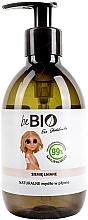 Perfumería y cosmética Jabón líquido natural con extracto de semilla de lino - BeBio Natural Liquid Soap Flax Seeds