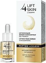 Perfumería y cosmética Sérum facial con péptidos activos y vitamina E, efecto lifting - Lift4Skin Peptide Ageless Serum Concentrate