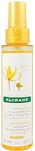 Perfumería y cosmética Aceite protector de cabello con flor de cananga - Klorane Sun Radiance Protective Oil with Ylang-Ylang Wax