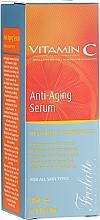 Perfumería y cosmética Sérum facial antienvejecimiento con vitamina C, aceite de argán y té verde - Frulatte Vitamin C Anti-Aging Face Serum
