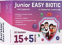 Perfumería y cosmética Complemento alimenticio en sobres Probiótico para niños - Noble Health Junior Easy Biotic