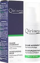 Perfumería y cosmética Bálsamo regenerador facial con manteca de karité y semillas de moringa - Qiriness Men Moisturizing Balm