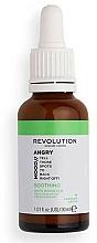 Perfumería y cosmética Sérum facial calmante con aceite de cáñamo - Revolution Skincare Angry Mood Soothing Serum
