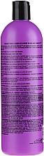 Champú para cabello tratado químicamente con aminoácidos - Tigi Bed Head Dumb Blonde Shampoo — imagen N4