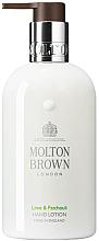Perfumería y cosmética Molton Brown Lime & Patchouli - Loción de manos con lima & pachulí