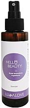 Perfumería y cosmética Hidrolato facial de lavanda orgánica - Lullalove Lavender Hydrolate