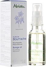 Perfumería y cosmética Aceite de borraja orgánico - Melvita Huiles De Beaute Borage Oil