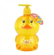 Perfumería y cosmética Gel de ducha y baño antibacteriano con aroma frutal, pato - Chlapu Chlap Bath & Shower Gel