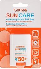 Perfumería y cosmética Protector solar en stick - Floslek Sun Care Protective Stick SPF50+