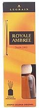Perfumería y cosmética Legrain Royale Ambree - Ambientador Mikado perfumado