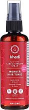 Perfumería y cosmética Tónico capilar a base de hierbas medicinales ayurvédicas - Khadi Wonder Hair Tonic