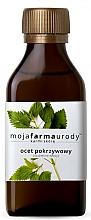 Perfumería y cosmética Vinagre de hierbas para cabello oscuro - Moja Farma Urody