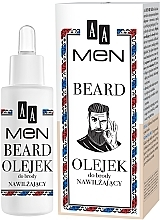 Perfumería y cosmética Aceite para barba con arroz & vitamina E - AA Men Beard Oil