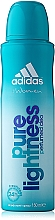 Perfumería y cosmética Adidas Pure Lightness - Desodorante antitranspirante spray refrescante