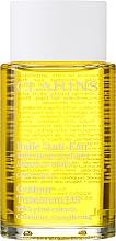 Aceite tratamiento corporal 100% natural con extracto de geranio y mejorana - Clarins Body Treatment Oil Anti-Eau — imagen N1