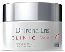 Perfumería y cosmética Crema de noche con péptidos lifting - Dr Irena Eris Clinic Way 4 Peptide Lifting