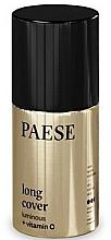 Perfumería y cosmética Base de maquillaje con vitamina C - Paese Long Cover Luminous