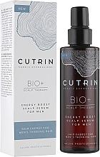 Perfumería y cosmética Sérum booster para cuero cabelludo de uso profesional - Cutrin Bio+ Energy Boost Scalp Serum For Men