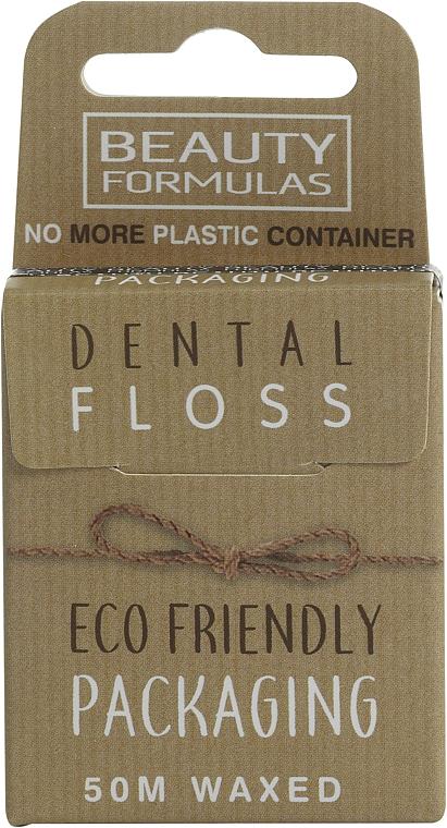 Hilo dental de cera ecológico - Beauty Formulas Eco Friendly Dental Floss
