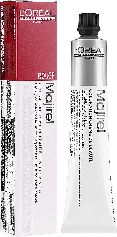 Tinte en crema para cabello - L'Oreal Professionnel Majirel/Majicontrast (sin oxidante incluido) — imagen N1