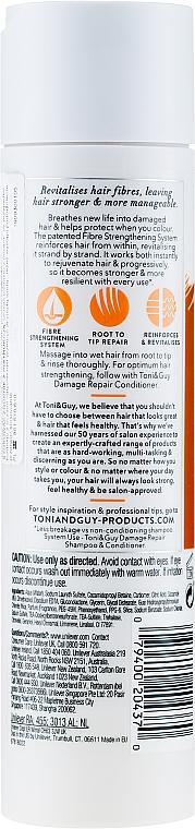 Champú reparador para cabello con glicerina - Toni & Guy Cleanse Damaged Hair Shampoo — imagen N2