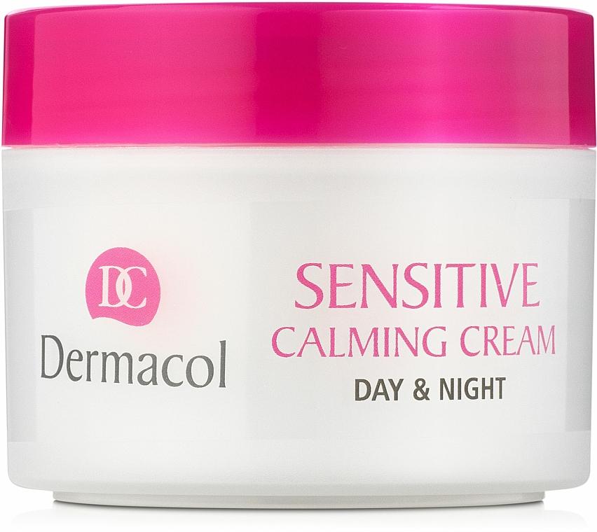 Crema facial calmante con extracto de algas - Dermacol Sensitive Calming Cream — imagen N2
