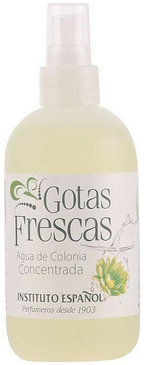 Instituto Español Gotas Frescas - Agua de colonia concentrada