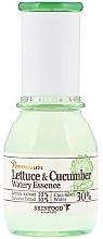 Perfumería y cosmética Agua de esencia con extracto de lechuga y pepino - SkinFood Premium Lettuce & Cucumber Watery Essence