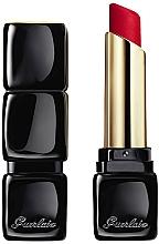 Perfumería y cosmética Barra de labios, larga duración - Guerlain KissKiss Tender Matte Lipstick