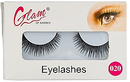 Perfumería y cosmética Pestañas postizas (sin pegamento) №020 - Glam Of Sweden Eyelashes