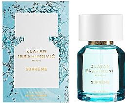 Perfumería y cosmética Zlatan Ibrahimovic Supreme Pour Femme - Eau de toilette
